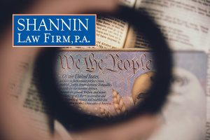 Litigation and Trials, Shannin Law Firm, P.A.