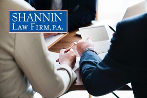 Mediations, Shannin Law Firm, P.A.