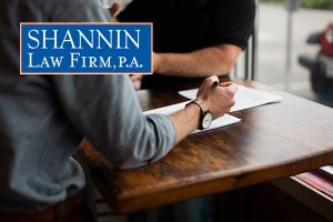 Trial Support and Local Counsel, Shannin Law Firm, P.A.
