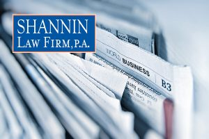 Business Law Appeals, Shannin Law Firm, P.A.